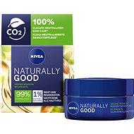 NIVEA Naturally Good Regeneration Night Cream 50 ml - Arckrém
