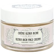 PANIER DES SENS Radiant Peony Ultra Rich Face Cream 50 ml - Arckrém