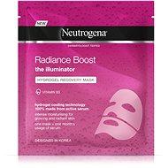 NEUTROGENA Radiance Boost The Illiminator Hydrogel Recovery Mask - Arcpakolás