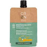 GRoN BIO Essential Elements Moisturising Mask Honey & Hemp 40 ml - Arcpakolás