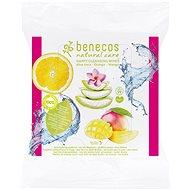BENECOS Happy Cleansing Wipes Aloe Vera - Tisztítókendő