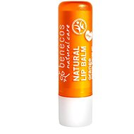 BENECOS BIO Natural Lip Balm Orange 4,8 g - Ajakbalzsam