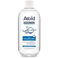 ASTRID Aqua Biotic Micellás víz 3 az 1-ben normál és kombinált bőrre 400 ml
