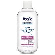 ASTRID Aqua Biotic Micellás víz 3 az 1-ben száraz és érzékeny bőrre 400 ml
