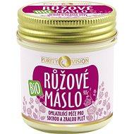 PURITY VISION Bio Rózsaszín vaj 120 ml - Vaj
