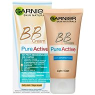 GARNIER PureActive 5in1 BB Cream Light 50 ml - BB krém