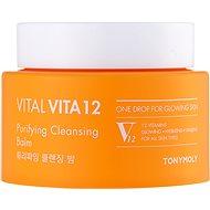 TONYMOLY Vital Vita 12 Purifying Cleansing Balm 80 g - Sminklemosó