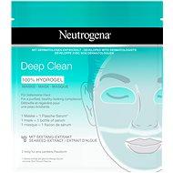 NEUTROGENA Deep Clean 100% Hydrogel - Arcpakolás