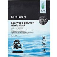 MIZON Seaweed Solution Black Mask 25 g - Arcpakolás