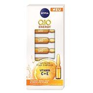 Nivea Q10 plus C ránctalanító hatású, 7 napos kezelés 7 × 1 ml