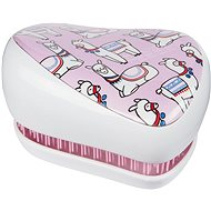 TANGLE TEEZER Compact Styler Lovely Lama (Skinny Dip) - Hajkefe