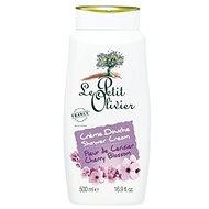 LE PETIT OLIVIER cseresznyevirág illatú tusfürdő, 500 ml - Krémtusfürdő