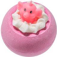 BOMB COSMETICS fürdőbomba rózsaszín elefánt és limonádé 160 g - Fürdőbomba