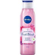 NIVEA Fresh Blends Raspberry, Blueberry, Almond Milk 300 ml - Tusfürdő zselé