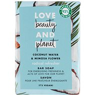 LOVE BEAUTY AND PLANET Coconut + Mimosa Bar Soap 100 g - Szappan
