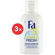 FA higiéniai és friss azonnali kézgél 50 ml 2 + 1 - Kézfertőtlenítő