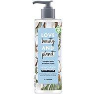 LOVE BEAUTY AND PLANET Luscious Hydratation Body Lotion 400 ml - Testápoló tej