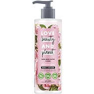 LOVE BEAUTY AND PLANET Delicious Glow Body Lotion 400 ml - Testápoló tej