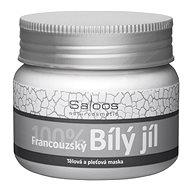 SALOOS Fehér agyag 100% francia 70 g - Arcpakolás