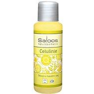 SALOOS Bio test- és masszázsolaj Celulinie 50 ml - Testápoló olaj