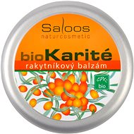 SALOOS Bio karité Homoktövis balzsam 50 ml - Testápoló