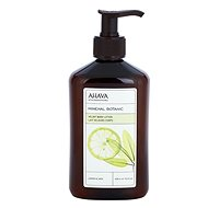 AHAVA Mineral Botanic Body Lotion Lemon & Sage 400 ml - Testápoló tej