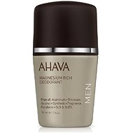 AHAVA Time to Energize Roll-on Mineral Deodorant 50 ml - Férfi dezodor