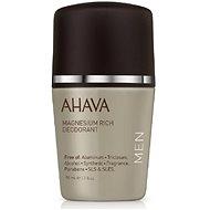 Férfi dezodor AHAVA Time to Energize Roll-on Mineral Deodorant 50 ml - Pánský deodorant
