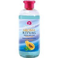 DERMACOL Aroma Ritual Papaya & Mint Tropical Bath Foam 500 ml - Habfürfő