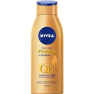 NIVEA Firming + Bronze Q10 Body Lotion 400 ml - Testápoló tej