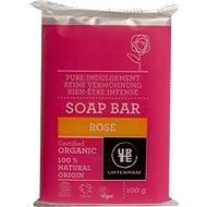 URTEKRAM BIO Soap Bar Rose 100 g - Szappan