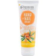 BENECOS BIO Hand & Nail Cream Homoktövis és narancs 75 ml - Kézkrém