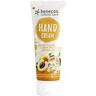 BENECOS BIO Hand & Nail Cream Barack és bodzavirág 75 ml - Kézkrém