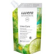 LAVERA Refill Pouch Lime Care Hand Wash 500 ml - Folyékony szappan