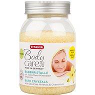 TITÁNIA vanília illatú fürdősó (550 g)