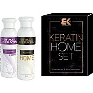 BRAZIL KERATIN Beauty Home hajápolási szett - Kozmetikai ajándékcsomag