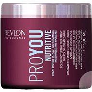 REVLON Pro You Tápláló kezelés 500 ml - Hajpakolás