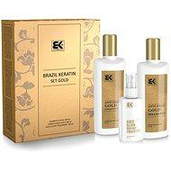 BRAZIL KERATIN Gold Set - Kozmetikai ajándékcsomag