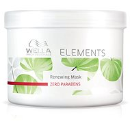 WELLA PROFESSIONAL Elements Renewing Mask hajmaszk 500 ml - Hajpakolás