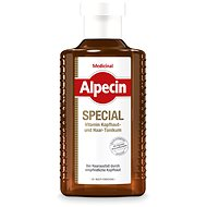 Alpecin Medicinal Hajszesz  Speciális vitaminokkal hajra Tonic 200 ml - Hajszesz