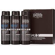 ĽORÉAL PROFESSIONNEL Homme COVER 5' 6 3 x 50 ml (6 - sötétszőke) - Férfi hajfesték