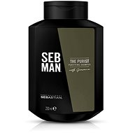SEBASTIAN PROFESSIONAL Seb Man The Purist Purifying 250 ml - Férfi sampon