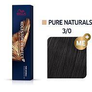WELLA PROFESSIONALS Koleston Perfect Pure Naturals 3/0 (60 ml) - Hajfesték