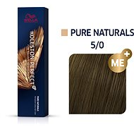WELLA PROFESSIONALS Koleston Perfect Pure Naturals 5/0 (60 ml)