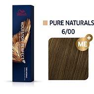WELLA PROFESSIONALS Koleston Perfect Pure Naturals 6/00 (60ml) - Hajfesték