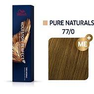 WELLA PROFESSIONALS Koleston Perfect Pure Naturals 77/0 (60 ml) - Hajfesték