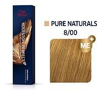 WELLA PROFESSIONALS Koleston Perfect Pure Naturals 8/00 (60 ml) - Hajfesték
