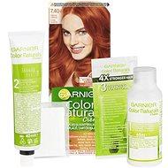 GARNIER Color Naturals 7.40+ Érzéki rézvörös 112 ml - Hajfesték