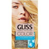 SCHWARZKOPF GLISS COLOR 9-0 Természetes világos szőke 60 ml - Hajfesték