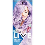SCHWARZKOPF LIVE Ultra Brights Pretty Pastels L120 Lilac Crush (50 ml) - Hajfesték
